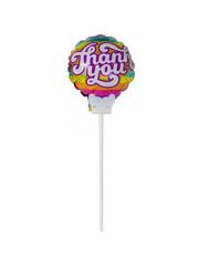Folieballon Folieballon Thank You Mini - 15cm