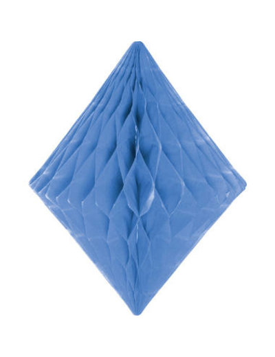 Honeycomb Diamant - Licht Blauw