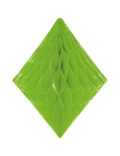 Honeycomb Diamant - Groen