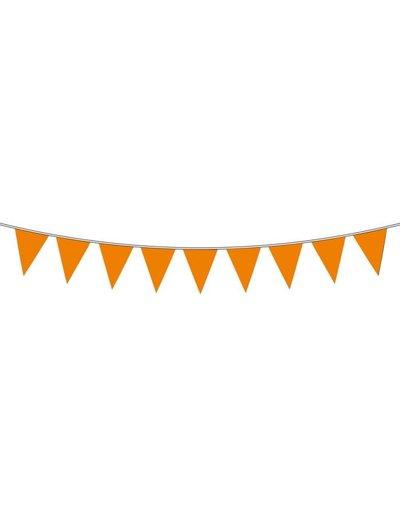 versiering Oranje Vlaggenlijn AANBIEDING - 1, 60, 120stk