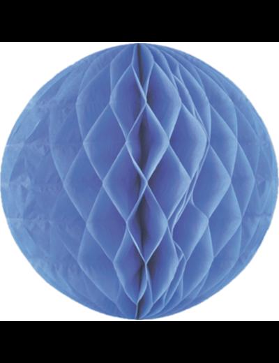 versiering Licht Blauw Honeycomb - 50cm