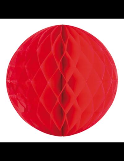 versiering Rode Honeycomb - 50cm