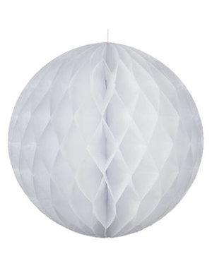 versiering Witte Honeycomb - 50cm