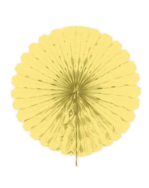 Versiering Honeycomb Waaier Ivoor