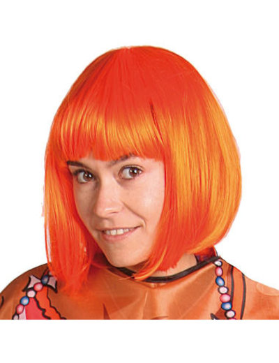 Accessoires Oranje Pruik Boblijn