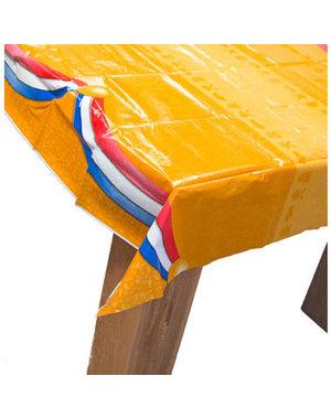 versiering Tafelkleed Oranje Holland