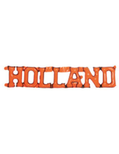 Versiering Opblaas Tekst Holland