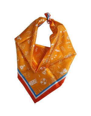 Accessoires Sjaaltje Oranje Dames