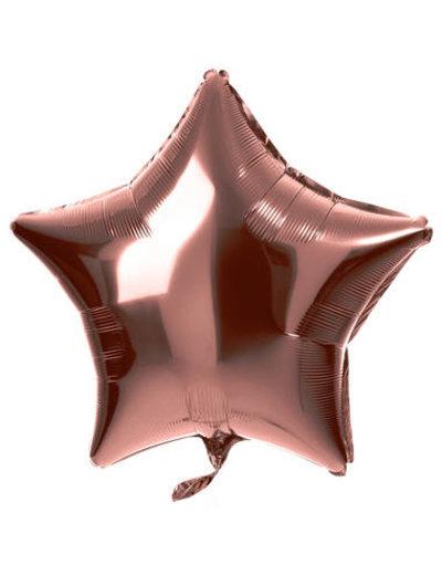 Folieballon Folieballon Brons - 48cm