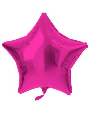Folieballon Folieballon Magenta - 48cm