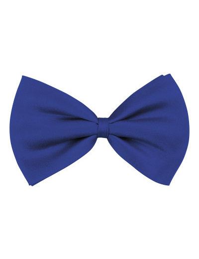 Accessoires Vlinderstrikje Basic - Blauw