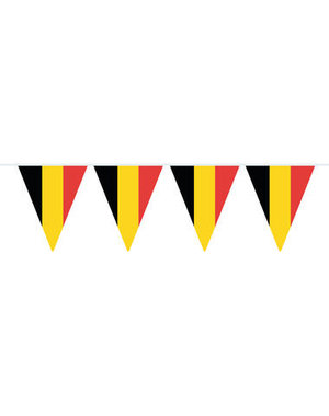 Versiering Vlaggenlijn België