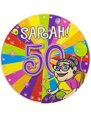 accessoires Party Button LED Sarah Knalfeest