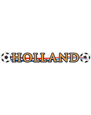 versiering Letterslinger Holland - 4mtr