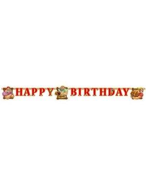 versiering Letterslinger Happy Birthday Piraat