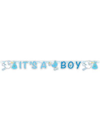 versiering Letterslinger It's a Boy