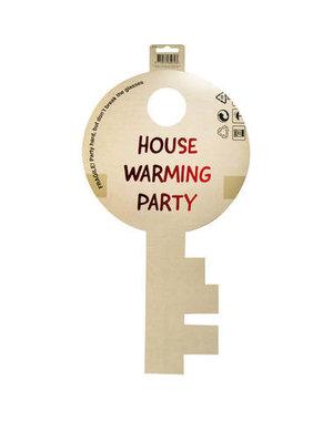 versiering Deurbord Housewarming Party