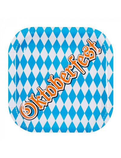 Accessoires Bordjes Oktoberfest - 6stk