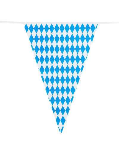 Accessoires Mega Vlaggenlijn Oktoberfest - 8mtr