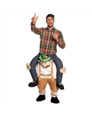 Accessoires Kostuum Oktoberfest Funny Anton