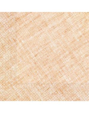 Tafelservies Servetten Oranje Composteerbaar - 20stk