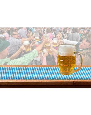versiering Tafelloper Oktoberfest  - 600x65cm