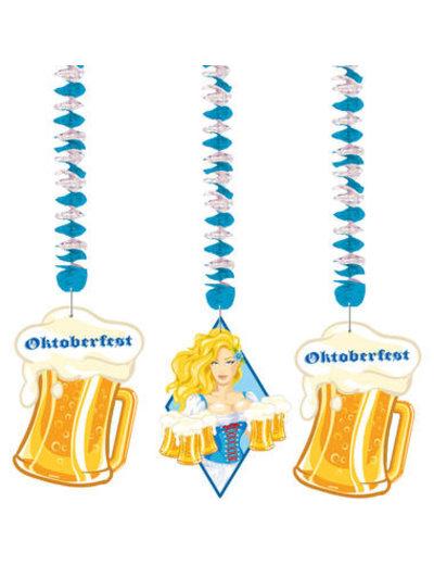 Accessoires Hangdecoratie Oktoberfest