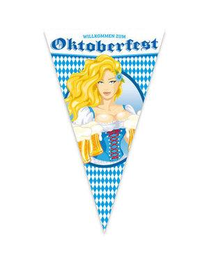 versiering Megavlag Bierpul Oktoberfest