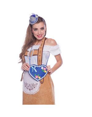 Accessoires Oktoberfest Tasje Lebkuche