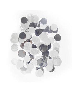 confetti Confetti Zilver Groot - 14gr