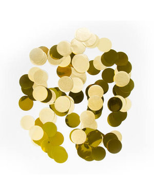 confetti Confetti Goud Groot - 14gr