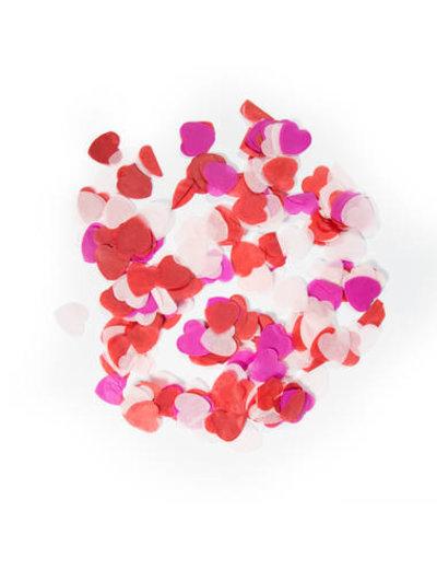 confetti Confetti Hartjes Multi - 14gr