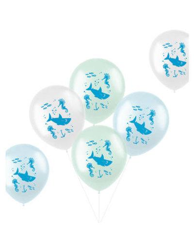 Latexballonnen Pastel Ballonnen  - 6stk