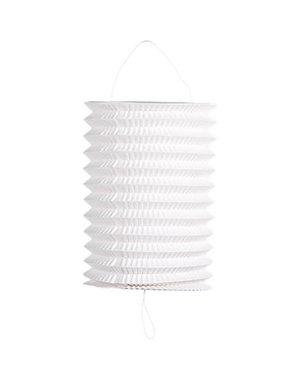 Lampionnen Lampionnen Wit - 6stk