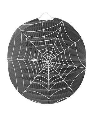 Lampionnen Lampion Spinnenweb