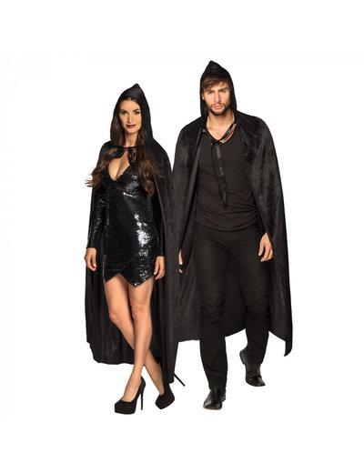 Kostuum Zwarte Cape Darkness