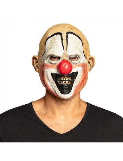Schmink Latex Masker Gemene Clown