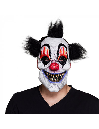 masker Latex Masker Scary Clown