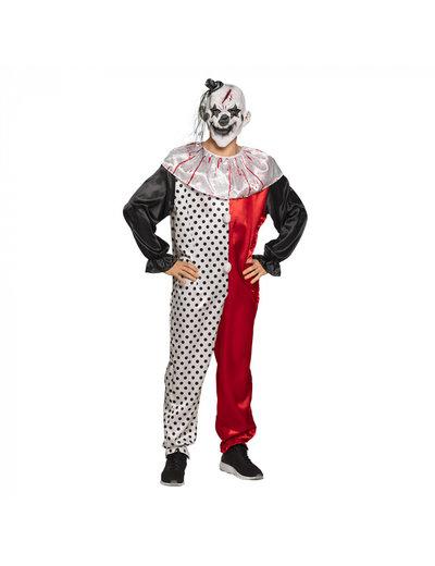 Kostuum Kostuum Psycho Clown