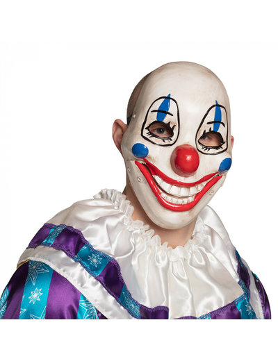 masker PVC Masker Scary Clown