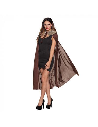 Kostuum Cape Night Huntress