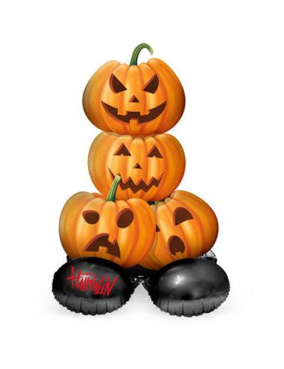Foliebalon Folieballon Halloween Pumpkins - 74cm