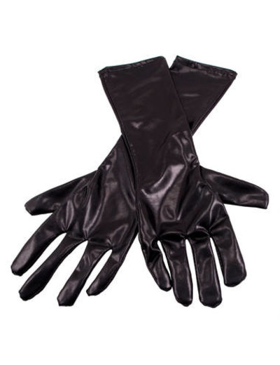 Accessoires Handschoenen Metallic Zwart