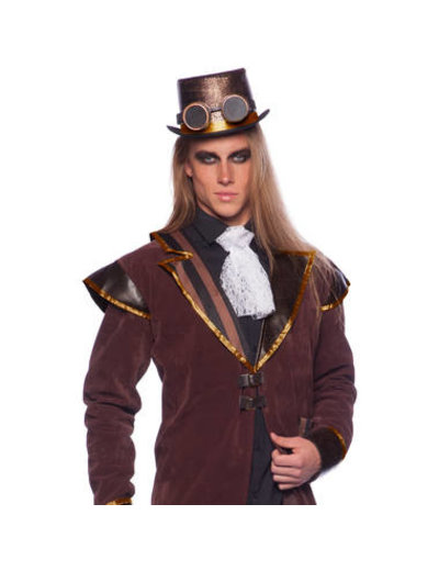 Accessoires Steampunk Hoed Deluxe