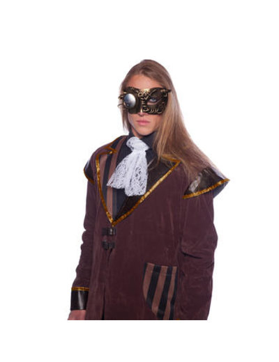 Accessoires Steampunk Masker Mirror Aaric