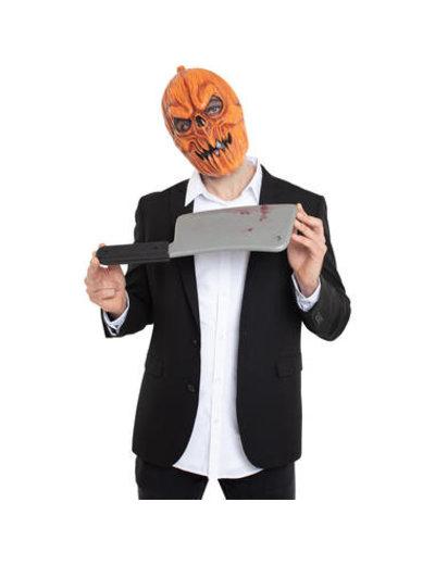Accessoires Eng Pompoen  Masker