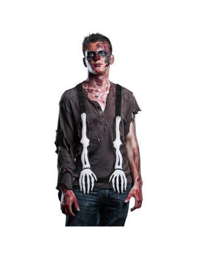 Accessoires Bretels Skelet