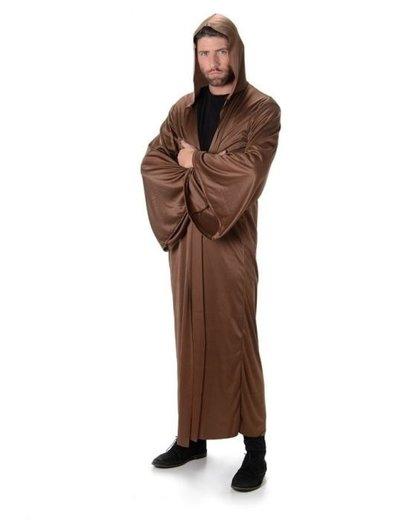 Kostuum Bruin Gewaad Kostuum - Heren