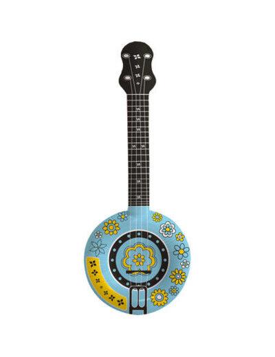 Accessoires Banjo Opblaasbaar - 88cm