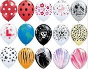 Geprinte Ballonnen